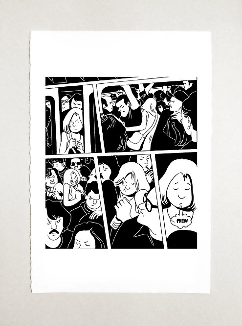 Subway Girl 02