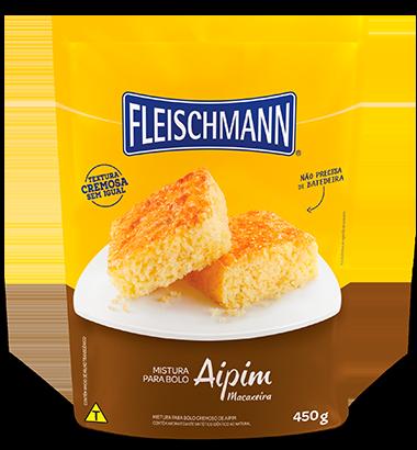 Fleischmann Bolo de Aipim/Cassava Cake
