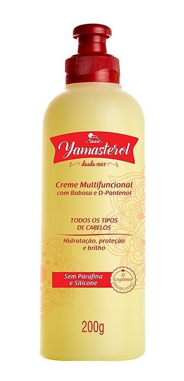 Yamasterol Creme Multifuncional/Multifunctional Leave-In