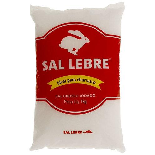 Lebre Sal Grosso/Sea Salt