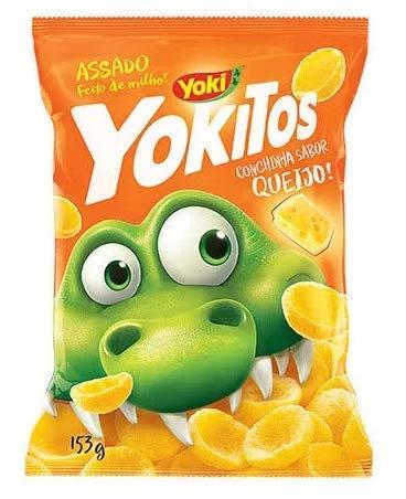 Yoki Yokitos de Queijo/Yoki Cheese Yokitos