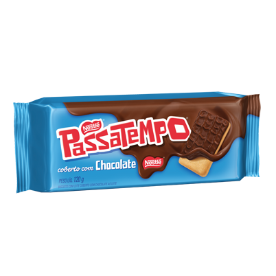 Nestle Passatempo Coberto com Chocolate