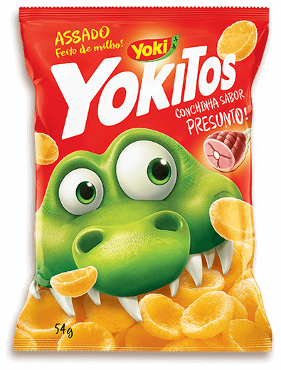 Yoki Yokitos de Presunto/Yoki Yokitos Ham