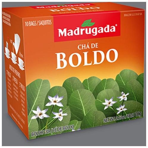 Madrugada Chá Boldo/Boldo Tea