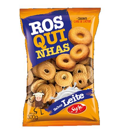 Sagra Rosquinhas de Leite/Milk Donuts Biscuits