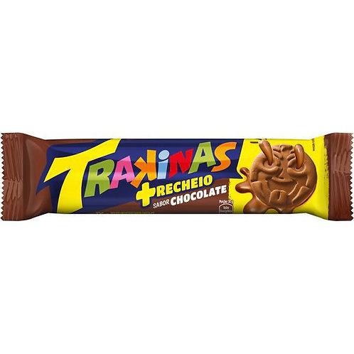 Trakinas de Chocolate