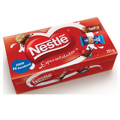 Nestle Especialidades/Filled Chocolate Box