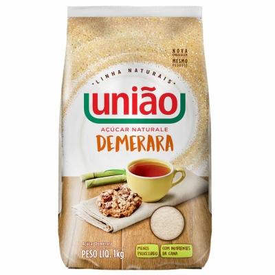 União Açúcar Naturale Demerara/Natural Sugar