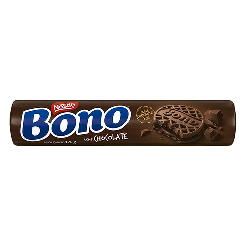 Bono Chocolate/Stuffed Chocolate Cookie