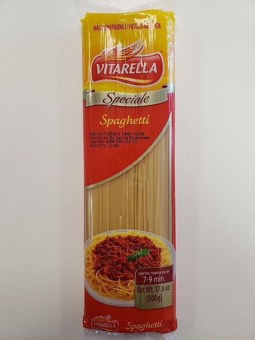 Vitarella Macarrão Spaghetti/Spaghetti Pasta