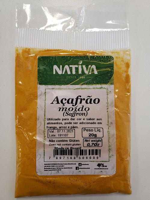 Nativa Acafrao Moido/Nativa Ground Saffron