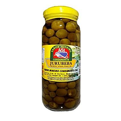 SM Jurubeba/Solanum Paniculatum