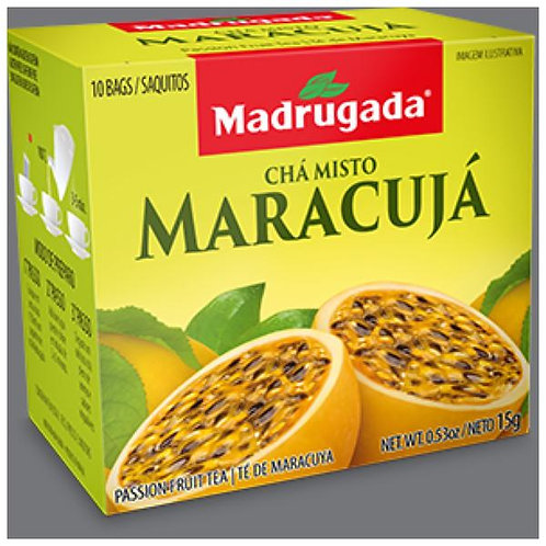 Madrugada Chá Maracujá/Passion Fruit Tea