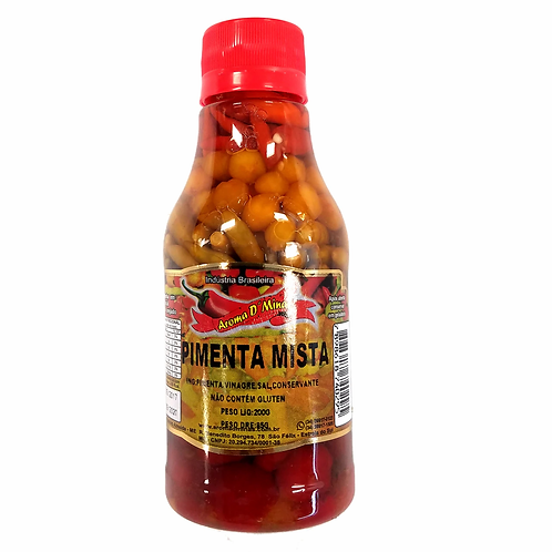 Aroma D'Minas Pimenta Mista/Mixed Peppers