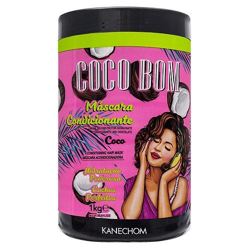 Kanechom Hidratação Coco Bom/Deep Conditioner Coconut
