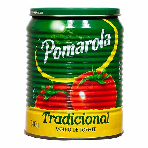 Pomarola Molho de Tomate Tradicional/Tomato Sauce Traditional
