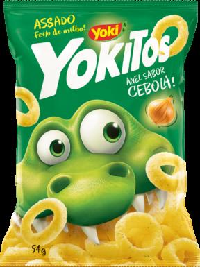 Yoki Yokitos Aneis de Cebola/Yoki Onion Rings Yokitos