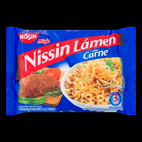 Nissin Lamen Carne/Meat Ramen