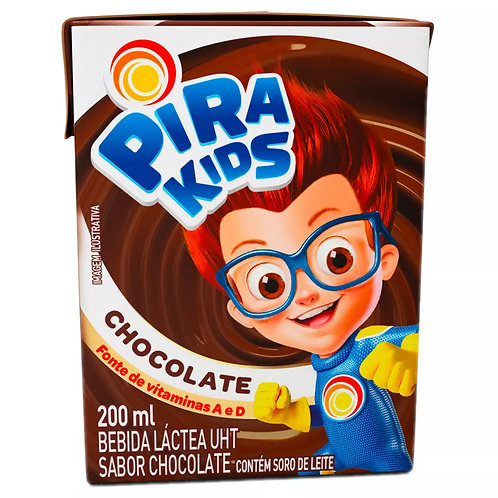 Pirakids Achocolatado/Chocolate Milk