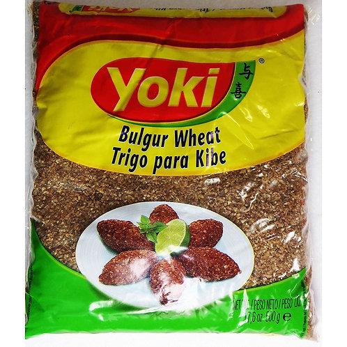 Yoki Trigo para Kibe/Bulgur Wheat