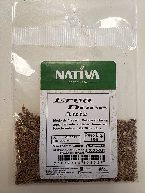 Nativa Erva Doce/Nativa Fennel-Anise