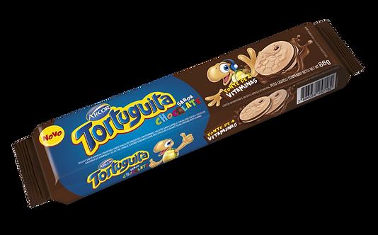 Arcor Tortuguita Bolacha Chocolate