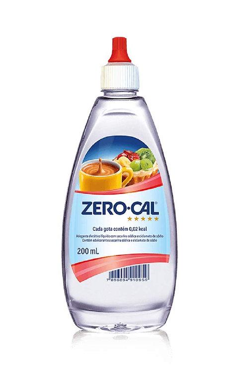 Zero Cal Adoçante/Liquid Sweetener