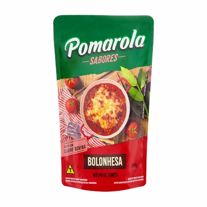 Pomarola Bolonhesa/Bolognese Sauce