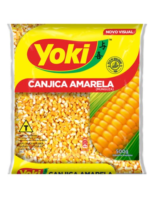 Yoki Canjica Amarela