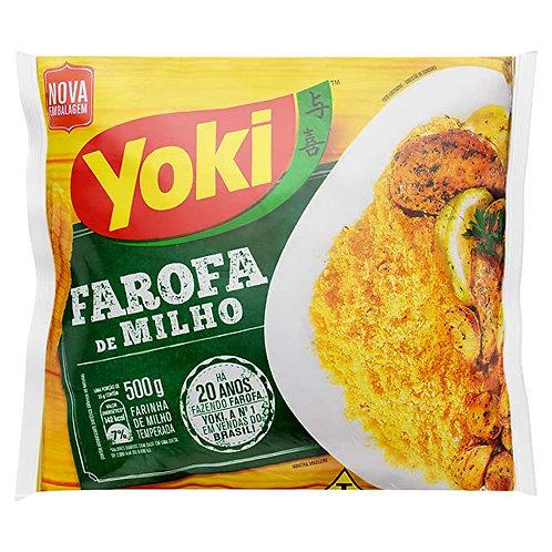 Yoki Farofa de Milho