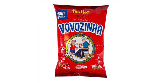 Pipoca Vovozinha/Sweet Popcorn