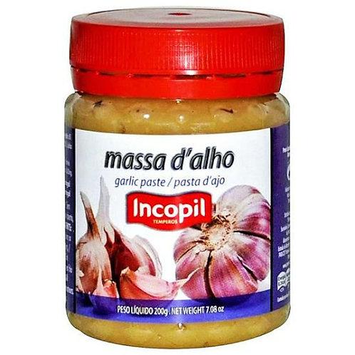 Incopil Massa D'Alho/Garlic Paste