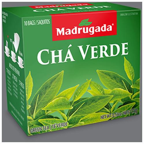 Madrugada Chá Verde/Green Tea