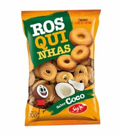 Sagra Rosquinha Coco