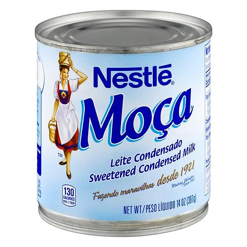 Nestle Leite Condensado Moça/Sweetened Condensed Milk