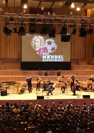 Das Händel Experiment 2018