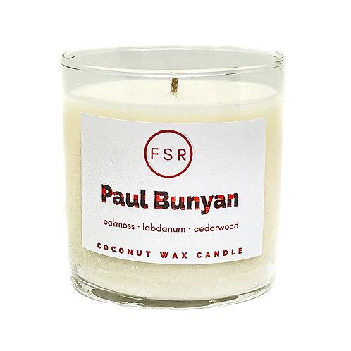 Paul Bunyan Candle