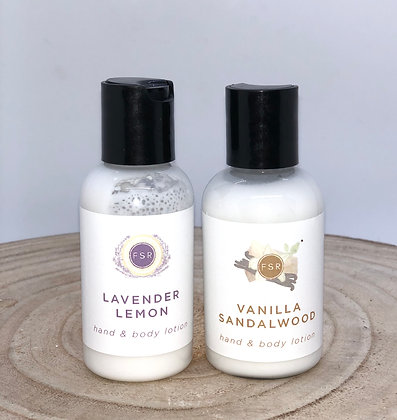 TRAVEL LOTION