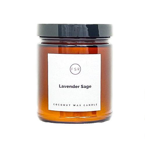 Lavender Sage Candle