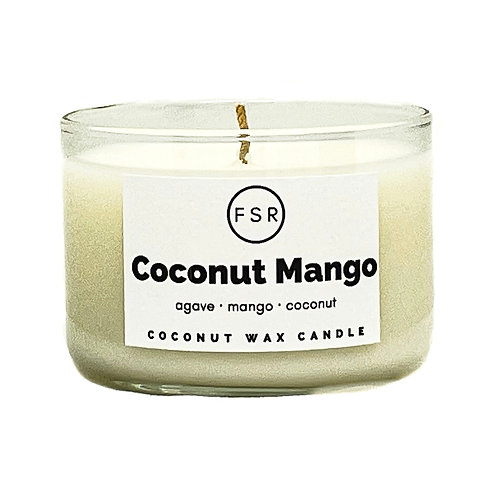 Coconut Mango Candle