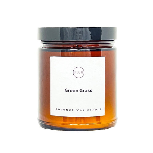 Green Grass Candle