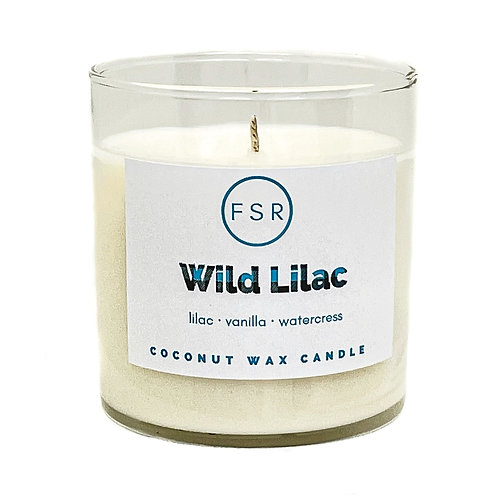 Wild Lilac Candle