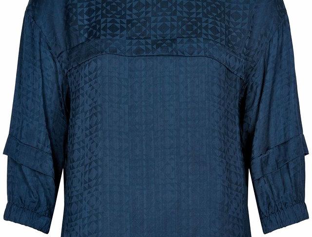 Blusa azul marina