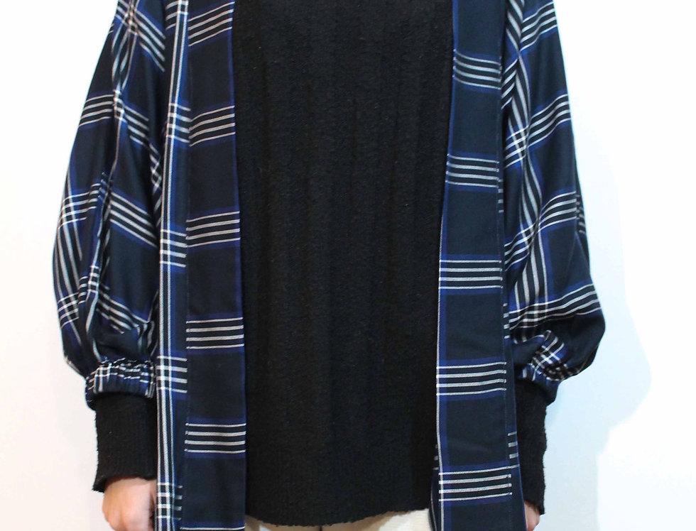 Kimono Malaca escocés