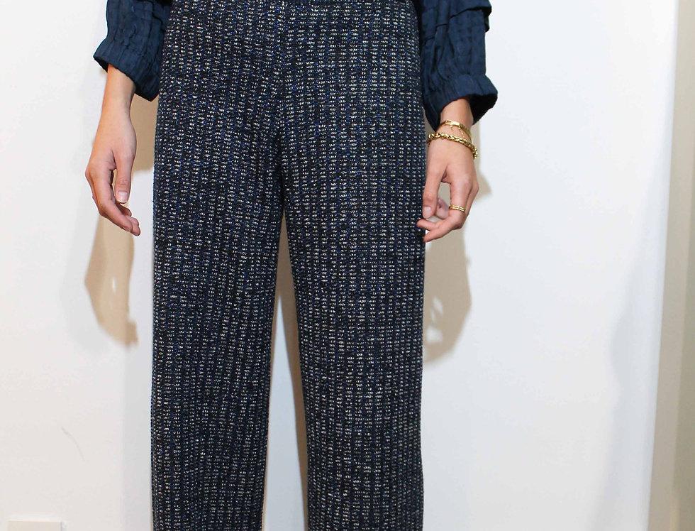 Pantalón tweed MALACA