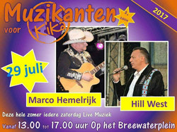 Breewaterplein Den Helder Marco Hemelrijk Hill West Country Singer 2