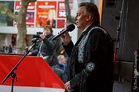 """Hill West Country Singer was gast bij http://omroepvlaardingen.nl/  En werd geïnterviewd door Rita Young op vrijdag.. """"muzikaal onthaal""""  En door John van den Berg op zaterdag.. """"Country behind the dykes"""""""