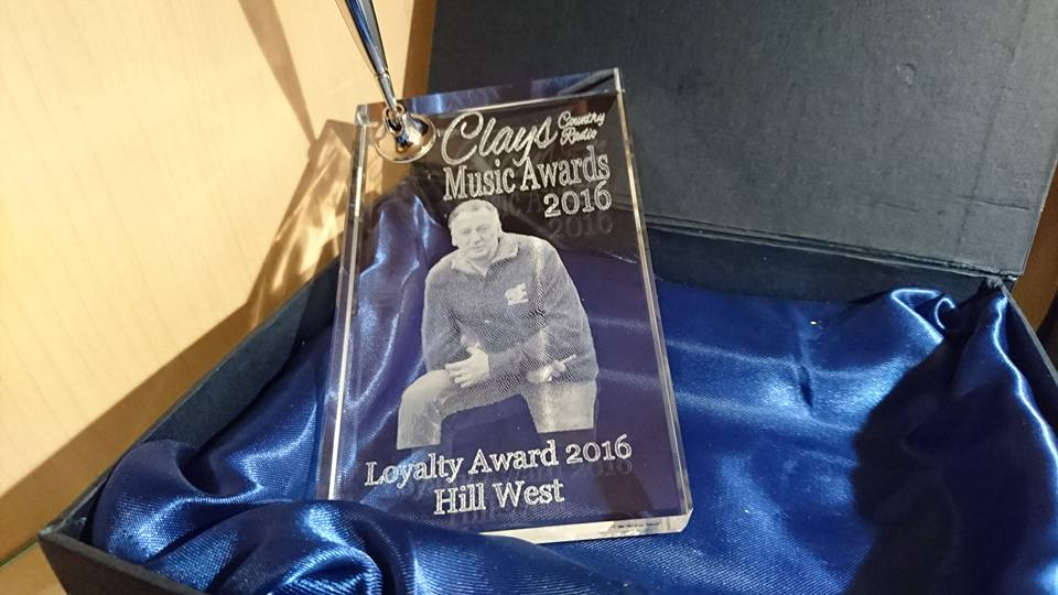 Loyalty Award 2016 for Hill West