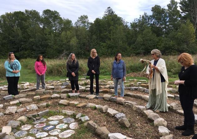 Labyrinth walk Sept 2018.jpg