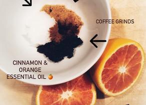 Yummy Brown Sugar & Orange Body Scrub